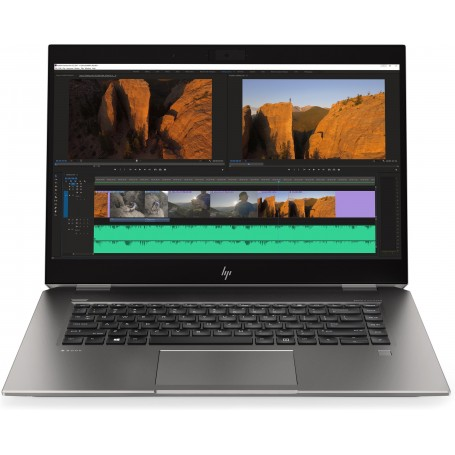 HP NB ZBOOK STUDIO G5 I7-8750 16GB 512GB SSD 15,6 P1000 4GB WIN 10 PRO