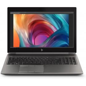 HP NB ZBOOK 15 G6 I7-9850 32GB 512GB SSD 15,6 T2000 4GB WIN 10 PRO