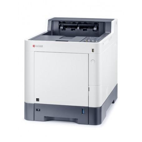 Stampante Laser Colori Kyocera ECOSYS P6235cdn e B N 35 ppm in f.to A4