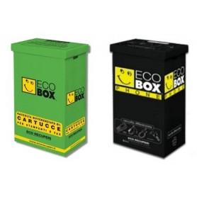Smaltimento Toner e Cartucce Ecobox
